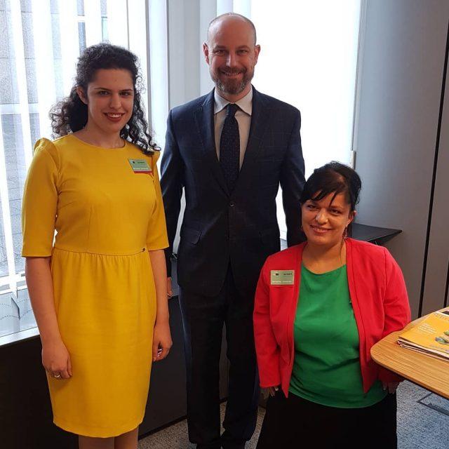 UMHCG na sastanku u Evropskom parlamentu