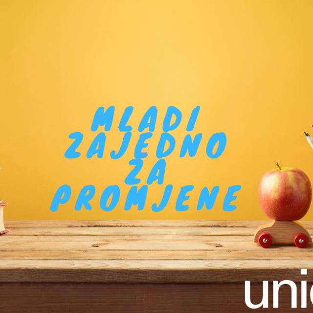 NAJAVA: UMHCG započinje realizaciju projekta Mladi zajedno za promjene (Youth together for change)