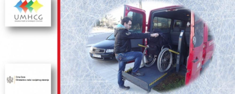 UMHCG obezbjeđuje servise podrške za mlade s invaliditetom!