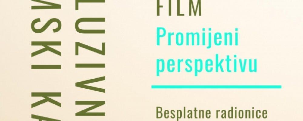 """Inluzivni filmski kamp """"Uhvati film 2020"""""""