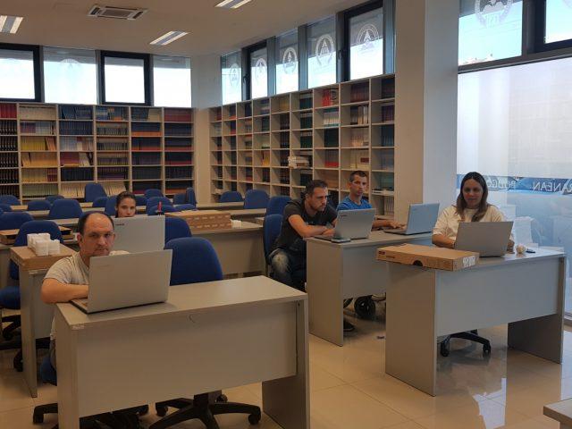Projekat Press to Work – Klikni i pro(radi)! – nova radna mjesta za šest OSI