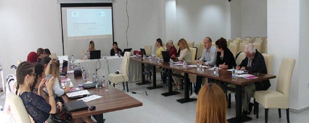 UMHCG i CRNVO organizovali treći trening na temu izvještavanja iz sjenke