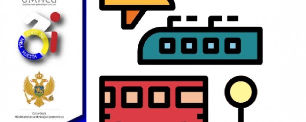 Najava: Obuka sa pružaocima usluga u oblasti želježničkog saobraćaja