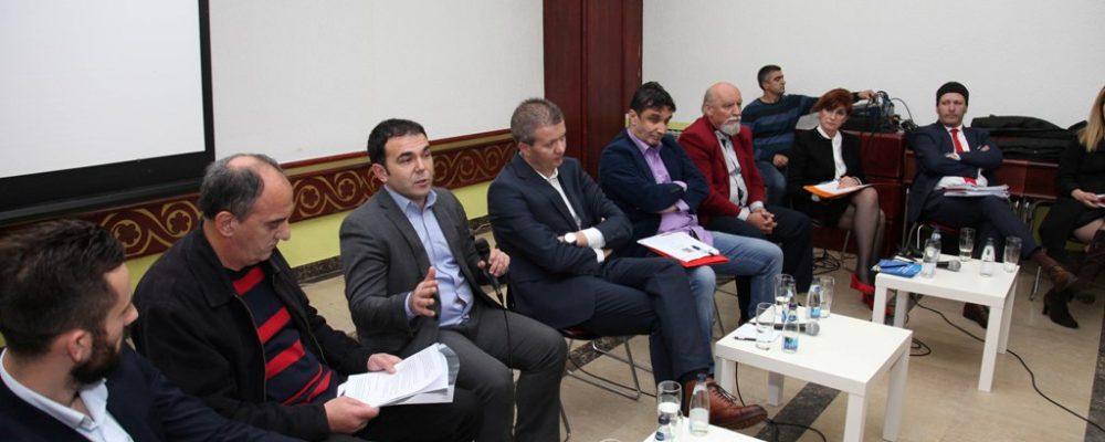 "Održana druga ,,Znam koga biram"" javna diskusija – Cetinje (ne)radi?"