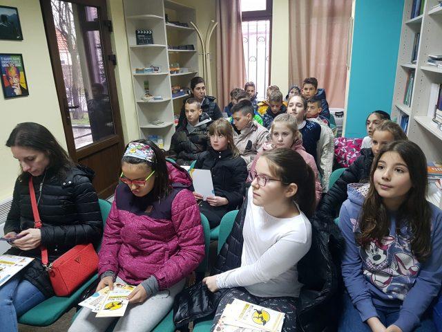 Organizovane radionice o odgovornom vlasništvu za osnovce sa Cetinja