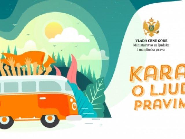 Najava: Karavan o ljudskim pravima OSI na Žabljaku i u Kolašinu