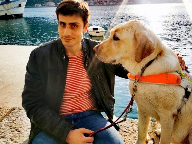 UMHCG i Savez slijepih Crne Gore: Država da osigura održivost usluge pasa pomagača