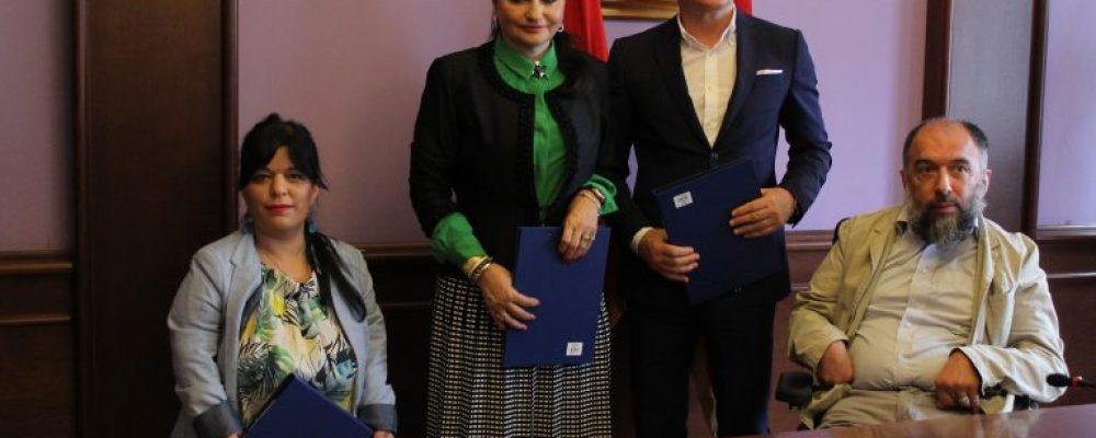 UMHCG i UPOSIBP potpisali memorandume o saradnji s Vrhovnim sudom i Advokatskom komorom